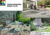 Kettler Gartenmöbelreihe BASIC PLUS