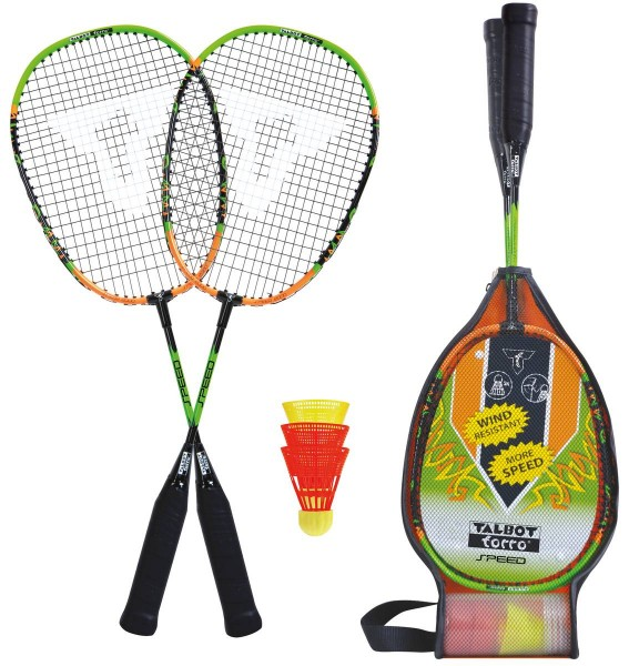 Talbot-Torro Badminton Set Speed