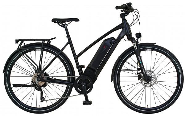 "PROPHETE ENTDECKER 20.ETT.30 Trekking E-Bike 28"" AEG ComfortDrive Trapez 52cm"