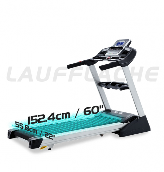 Spirit Fitness Laufband XT385