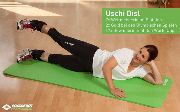 Schildkröt-Fitness Gewichtsmanschette Arm-Bein 2,0kg Set