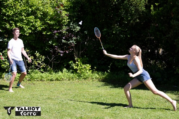 Talbot Torro Badminton-Set 2-Attacker