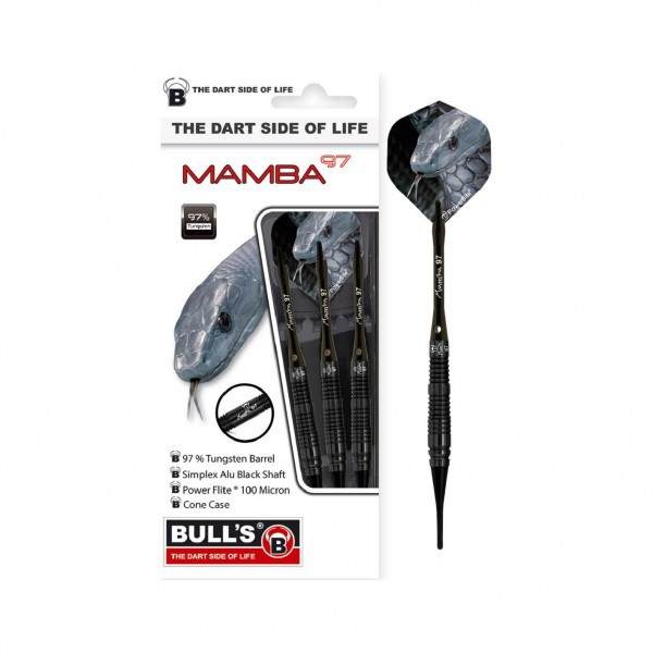 BULL'S Mamba-97 M4 Soft Dart