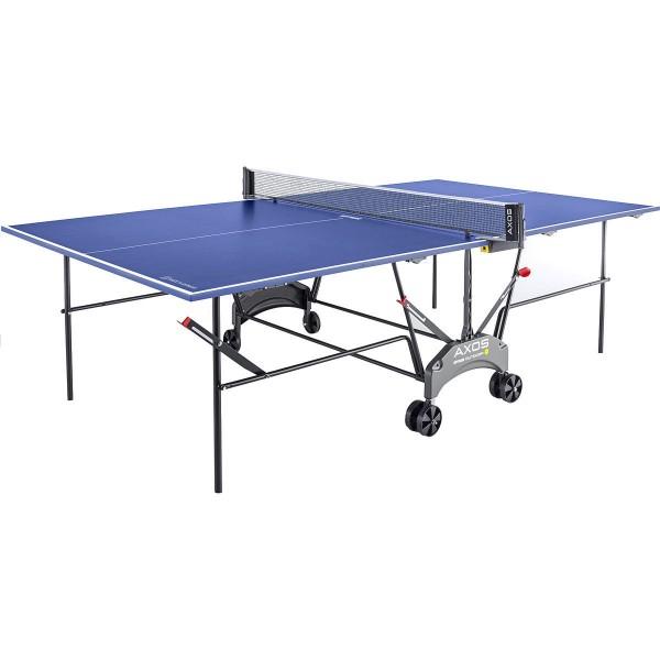 Kettler Tischtennisplatte Axos Outdoor 1 blau/weiß