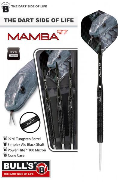 BULL'S Mamba 97 M2 Steel Dart