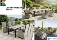 Kettler Gartenmöbelreihe JARVIS