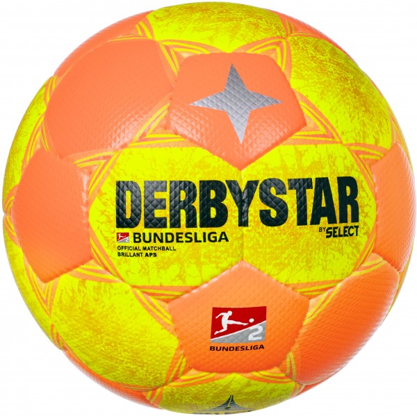 Derbystar Fußball Bundesliga Brillant APS High Visible 2021/22