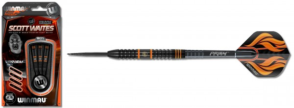 Winmau Steeldarts Scott Waites Onyx coating 1014