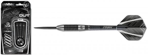 Winmau Steeldarts Blackout 1043