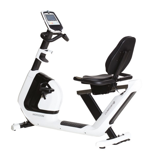 Horizon Fitness COMFORT Ri Viewfit Halbliege-Ergometer