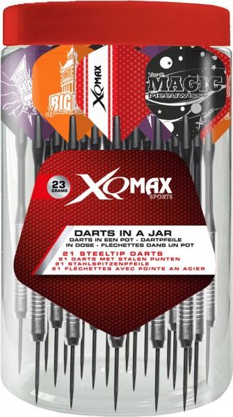 XQ-MAX Plastic Jar
