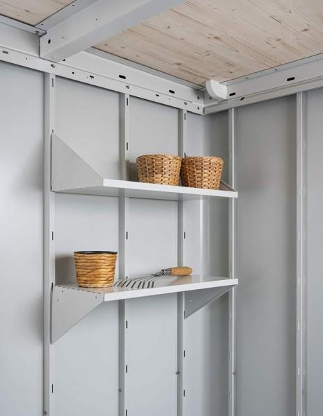 BIOHORT Regalböden für Gerätehaus Neo