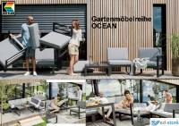 Kettler Gartenmöbelreihe OCEAN MODULAR