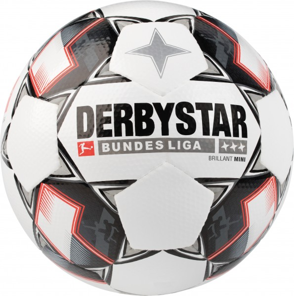 Derbystar Fußball Bundesliga Brillant Mini