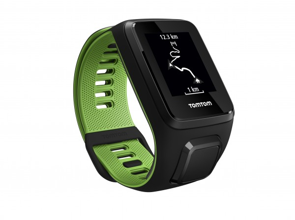 TomTom Runner 3 Black/Green