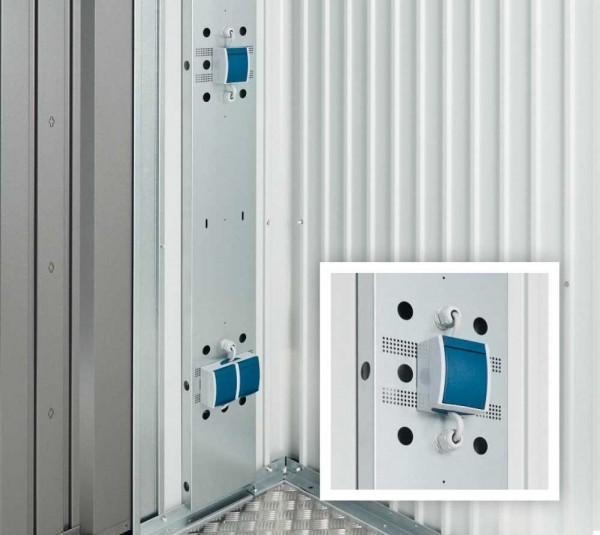 BIOHORT Elektro-Montagepaneel für MiniGarage