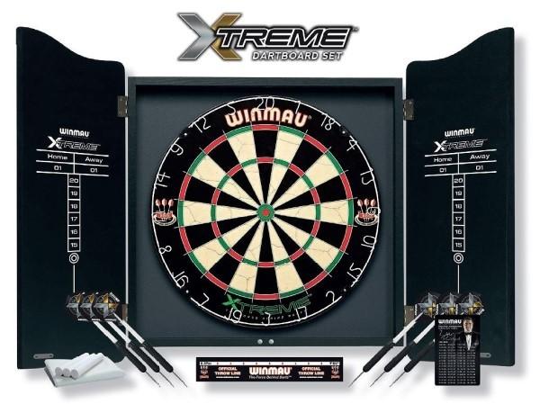 "Winmau Dartboard Set ""XTREME"" 8151.01"