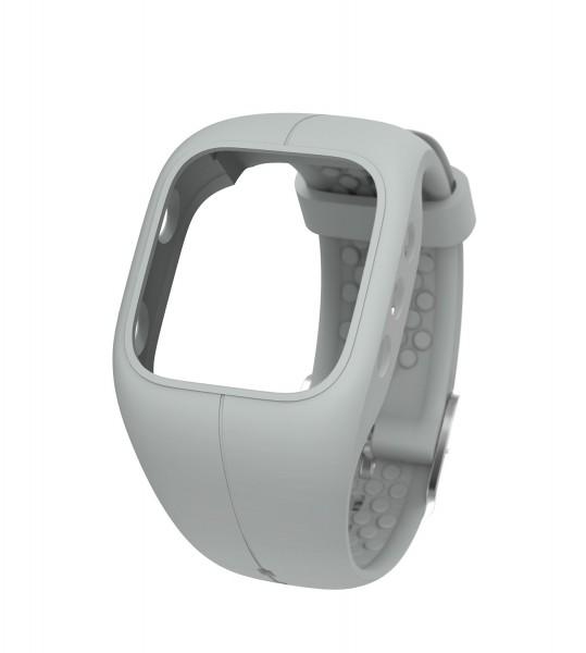 Polar A300 Armband Wrist Strap grau 91054248