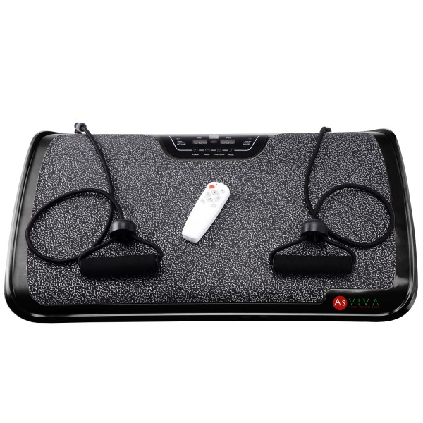 AsVIVA Vibrationsplatte V9